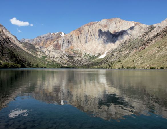 Convict Lake Eastern Sierra Nevada's - California