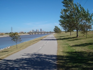North Canadian River, Okie City Oklahoma