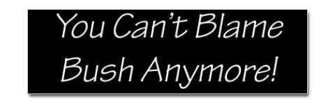 bush-sticker