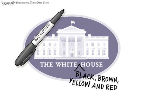 white house colors