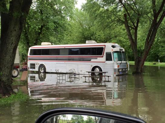 Bus Boat